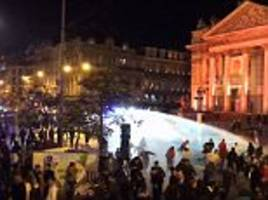 riot in brussels after morocco qualifies for world cup