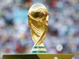 England recieve backing from Germany for 2030 World Cup