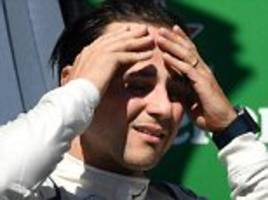 felipe massa bids emotional farewell to brazilian f1 fans