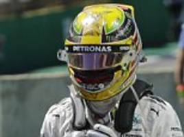 Lewis Hamilton: Brazil GP fightback inspired by redemption