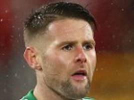 Northern Ireland Oliver Norwood 'shafted' by penalty call