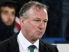 Northern Ireland boss O'Neill refuses to discuss future
