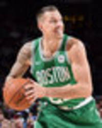 Boston Celtics star Theis talks Hayward injury, form and season expectations - EXCLUSIVE