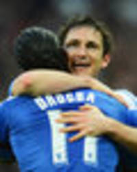 chelsea legend frank lampard: didier drogba was different before the big games