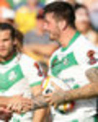 Ireland 34 Wales 6: Mark Aston's men bow out of Rugby League World Cup in style
