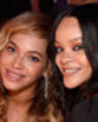 beyonce and rihanna join forces: stars align to plan mega hit