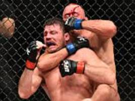 Michael Bisping accepts short-notice UFC showdown