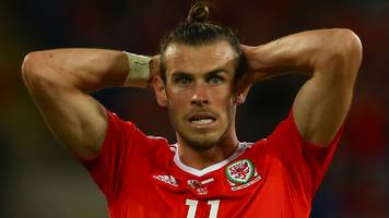 Wales boss Chris Coleman calm over fresh Gareth Bale injury