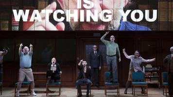 '1984' is ineligible for a tony award — but we don't know why