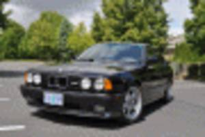 BMW explains what to look for when buying an E34 5-Series