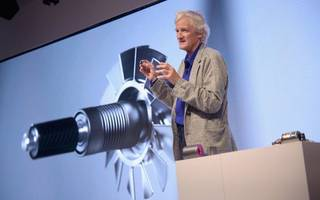 dyson's electric car will have driverless elements