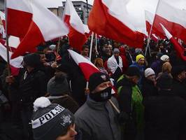 Poland nationalist march attracts thousands on independence day