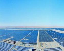 Air pollution cuts solar energy potential in China