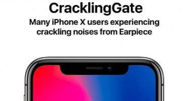 iPhone X Users Now Reporting Crackling/Buzzing Sounds from Earpiece Speaker