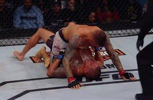 UFC Fight Night: See highlights as Dustin Poirier submits Anthony Pettis