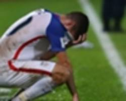 'I've been feeling pretty depressed' - Pulisic opens up on World Cup qualifying failure