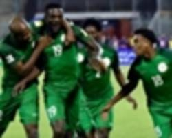 argentina vs nigeria: tv channel, stream, kickoff time, odds & match preview
