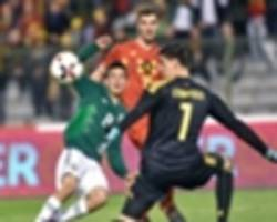 how will mexico line up against poland?