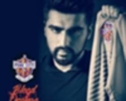 isl 2017: arjun kapoor: 'i want to be a connecting bridge between fc pune city and the fans'