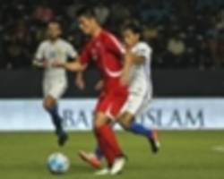 Malaysia 1 DPR Korea 4: Different team, similar outcome