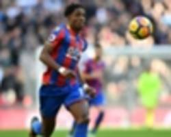 ray parlour backs crystal palace' wilfried zaha to improve in a better club
