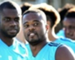 watch: evra promises to 'come back stronger' while pulling a jeep