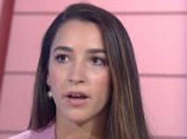 aly raisman says she was groomed by 'monster' doctor