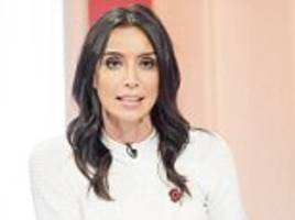 christine lampard 'was stalked by wannabe actor'