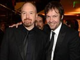 the latest: louis c.k.'s manager: 'what i did was wrong'