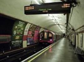 travel chaos as person is killed by a tube train