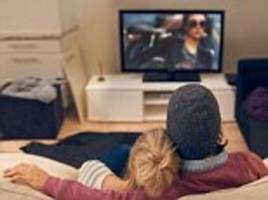 watching tv 'doubles the chance of a blood clot'