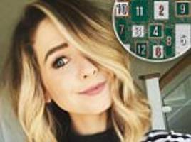 Zoella 12 Days of Christmas Advent Calendar is branded tat