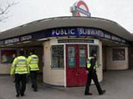 tube delays: travel chaos as person killed on central line