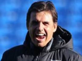 Chris Coleman: I'm confident of leaving Wales legacy