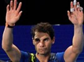 Rafael Nadal pulls out of Nitto ATP Finals in London