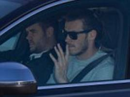 Real Madrid's Gareth Bale and fiancee hit by family death