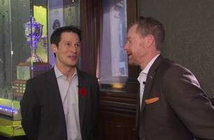 Ducks Live: Kent French talks to Paul Kariya and Teemu Selanne before induction to the Hall of Fame