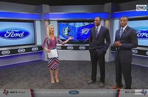 Comparing DSJ with Russell Westbrook | Mavs Live