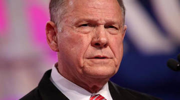 GOP Campaign Chair Demands Moore Expulsion As New Accuser Comes Forward