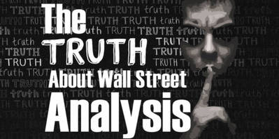 the truth about wall street analysis
