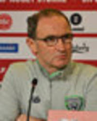 Martin O'Neill: Ireland boss eager to go on the attack against Denmark in Dublin