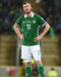 Northern Ireland star Chris Brunt reflects on painful World Cup exit