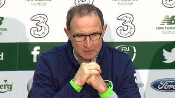 liam miller illness 'puts things in perspective' - martin o'neill