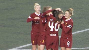 wsl 1: niamh charles' excellent lob & other great wsl goals