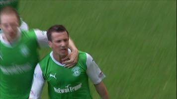watch: miller scoring for celtic & hibs