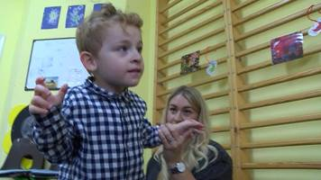 Brighton charity helps children with walking difficulties