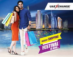 Attractive DSF 2018 Packages from UAE Exchange India