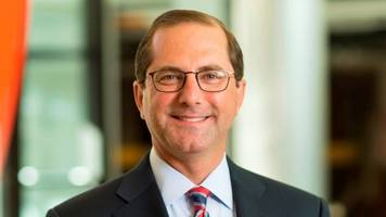 Trump Picks Alex Azar To Lead Health And Human Services Department