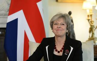 Bookies' odds shorten on Theresa May departing this month