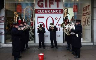 fears of uk retail nightmare before christmas as footfall and spending dip